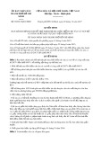 Quyết định số 65/2017/QĐ-UBND TP HCM
