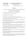 Quyết định số 62/2017/QĐ-UBND tỉnh Bình Phước