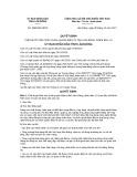Quyết định số 2853/QĐ-UBND tỉnh Lâm Đồng
