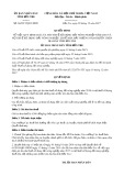Quyết định số 66/2017/QĐ-UBND tỉnh Bến Tre