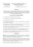 Quyết định số 59/2017/QĐ-UBND tỉnh Bình Phước