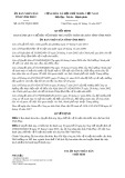 Quyết định số 41/2017/QĐ-UBND tỉnh Vĩnh Phúc