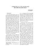Ảnh hưởng của yếu tố tôn giáo đến đời sống hôn nhân
