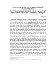 """Tư tưởng Hồ Chí Minh về công tác cán bộ trong tác phẩm """"Sửa đổi lối làm việc"""""""