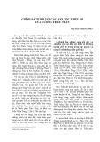 Chính sách đối với các dân tộc thiểu số của vương triều Trần