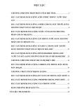 Báo cáo tổng hợp: Hóa học phân tích