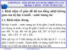 Bài giảng Giản đồ pha: Chương 8 - Nguyễn Văn Hòa
