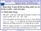 Bài giảng Giản đồ pha: Chương 7 - Nguyễn Văn Hòa