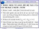 Bài giảng Giản đồ pha: Chương 3 - Nguyễn Văn Hòa