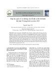 Hợp tác quốc tế và những vấn đề đặt ra khi thi hành Bộ luật Tố tụng hình sự năm 2015
