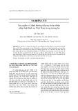 Suy ngẫm về định hướng tiếp tục hoàn thiện pháp luật hình sự Việt Nam trong tương lai