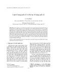 Luật tố tụng quốc tế và thủ tục tố tụng quốc tế