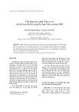 Chế định giao dịch Dân sự và vấn đề về sửa đổi bổ sung Bộ luật Dân sự năm 2005