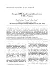 Design of LMS Based Adaptive Beamformer for ULA Antennas