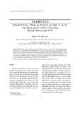 Hiệp định Trips: Những tác động tới quy định về các tội xâm phạm quyền sở hữu trí tuệ trong Bộ luật Hình sự năm 1999