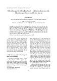 Bảo đảm quyền tiếp cận công lý - một yêu cầu trong việc bảo đảm quyền con người của tòa án