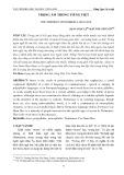 Trọng âm trong tiếng Việt