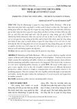 Tiếp thị quan hệ công chúng (MPR) tổng quan cơ sở lý luận