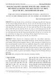 Giáo dục đạo đức cho học sinh tiểu học: Nghiên cứu điển hình tại trường tiểu học Nguyễn Văn Triết, Quận Thủ Đức, Thành phố Hồ Chí Minh