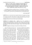Những vấn đề cơ bản Nghị quyết Hội nghị Trung ương lần thứ 7 (khóa X) về xây dựng đội ngũ trí thức thời kỳ đẩy mạnh công nghiệp hóa, hiện đại hóa đất nước