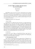 Tư duy triết lí trong truyện ngắn của Nguyễn Khải
