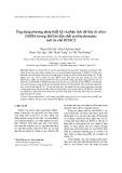 Ứng dụng phương pháp thiết kế và phân tích dữ liệu In silico (ISIDA) trong thiết kế dẫn chất acid hydroxamic mới ức chế HDAC2