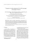 Coumarin và acridon alkaloid từ rễ cây Xáo tam phân