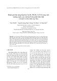 Đánh giá khả năng hấp thu Cu(II), Pb(II), Cr(VI) trong môi trường nước của vật liệu Polyanilin biến tính với dịch và bã chiết cây Sim