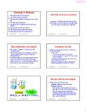 Bài giảng Hóa sinh thực phẩm: Chương 3 - ThS. Phạm Hồng Hiếu (Hệ cao đẳng)