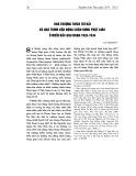 Hòa thượng Thích Trí Hải và Quá trình vận động Chấn Hưng Phật giáo ở Miền Bắc giai đoạn 1924-1934