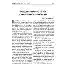 Tín ngưỡng thờ cúng tổ tiên với người Công giáo Đồng Nai