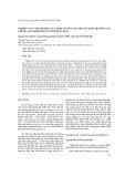 Nghiên cứu ảnh hưởng của một số yếu tố đến sự sinh trưởng của chủng Saccharomyces cerevisiae MS42
