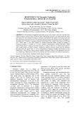 Biodiversity of tintinnids (tintinnida) in Khanh Hoa - Binh Thuan waters
