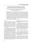 Tỷ lệ chết của vi khuẩn do phân giải của virus trong vịnh Nha Trang, Nam Trung Bộ, Việt Nam