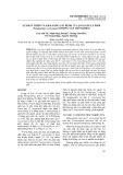 Sự phát triển và khả năng gây bệnh của loài sán lá phổi Paragonimus westermani ở động vật thí nghiệm