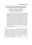 Tối ưu hóa điều kiện tách chiết các hợp chất polyphenol có tính chống oxi hóa cao từ cây sim thu thập ở vùng đồi núi Chí Linh, Hải Dương
