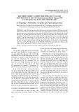 Đặc điểm âm học và hình thái nòng nọc của loài nhái bầu hoa cương Microhyla marmorata bain & Nguyen, 2004 ở vườn quốc gia Xuân Sơn, tỉnh Phú Thọ