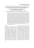 Hiện trạng quần thể voọc xám Đông Dương Trachypithcus crepusculus ở khu bảo tồn thiên nhiên Xuân Liên, tỉnh Thanh Hóa