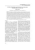 Cập nhật thành phần loài giun đầu gai ký sinh ở động vật Việt Nam