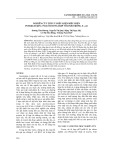 Nghiên cứu tối ưu điều kiện biểu hiện Interleukin 3 người dung hợp với pelb trong E. coli