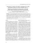 Ảnh hưởng của một số acid amine và spemindin lên sự hình thành phôi vô tính cây cọc rào