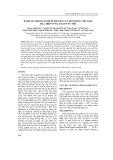 Đánh giá mối quan hệ di truyền của heo rừng Việt Nam dựa trên vùng D-Loop ty thể