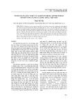 Tương quan giữa vi rút và vi khuẩn trong lớp dịch nhầy san hô vùng Cát Bà và Long Châu, Việt Nam