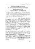 Nghiên cứu một số đặc tính sinh học của chủng nấm đảm Trametes maxima CPB30 sinh laccase ứng dụng trong xử lí màu nước ô nhiễm do thuốc nhuộm