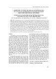 Ảnh hưởng của nồng độ nitrate lên sinh trưởng của vi tảo lục Haematococcus pluvialis flotow trong điều kiện phòng thí nghiệm