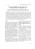 Nghiên cứu ảnh hưởng của dịch chiết cám gạo đến hoạt tính của vi khuẩn Probiotics