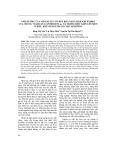 Ảnh hưởng của một số yếu tố đến khả năng sinh khí hydro của chủng vi khuẩn Clostridium sp. Tr2 trong điều kiện lên men vi hiếu khí với nguồn cơ chất rỉ đường