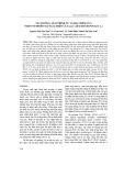 Tách dòng, giải trình tự và đặc điểm của nhân tố phiên mã NAC2 trên cây lạc