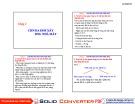 Bài giảng Cơ sở thiết kế nhà máy thực phẩm: Chương 2 - Vũ Thị Hoan