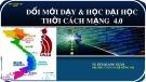 Bài giảng khoa Quản trị - Bùi Quang Xuân